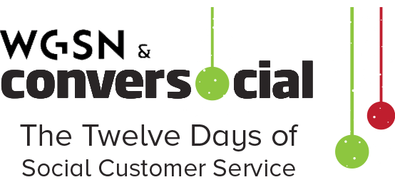 The 12 Days of Social Customer Service